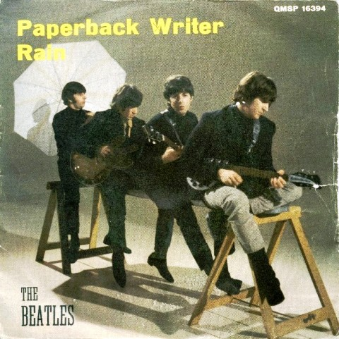 Paper writer the beatles