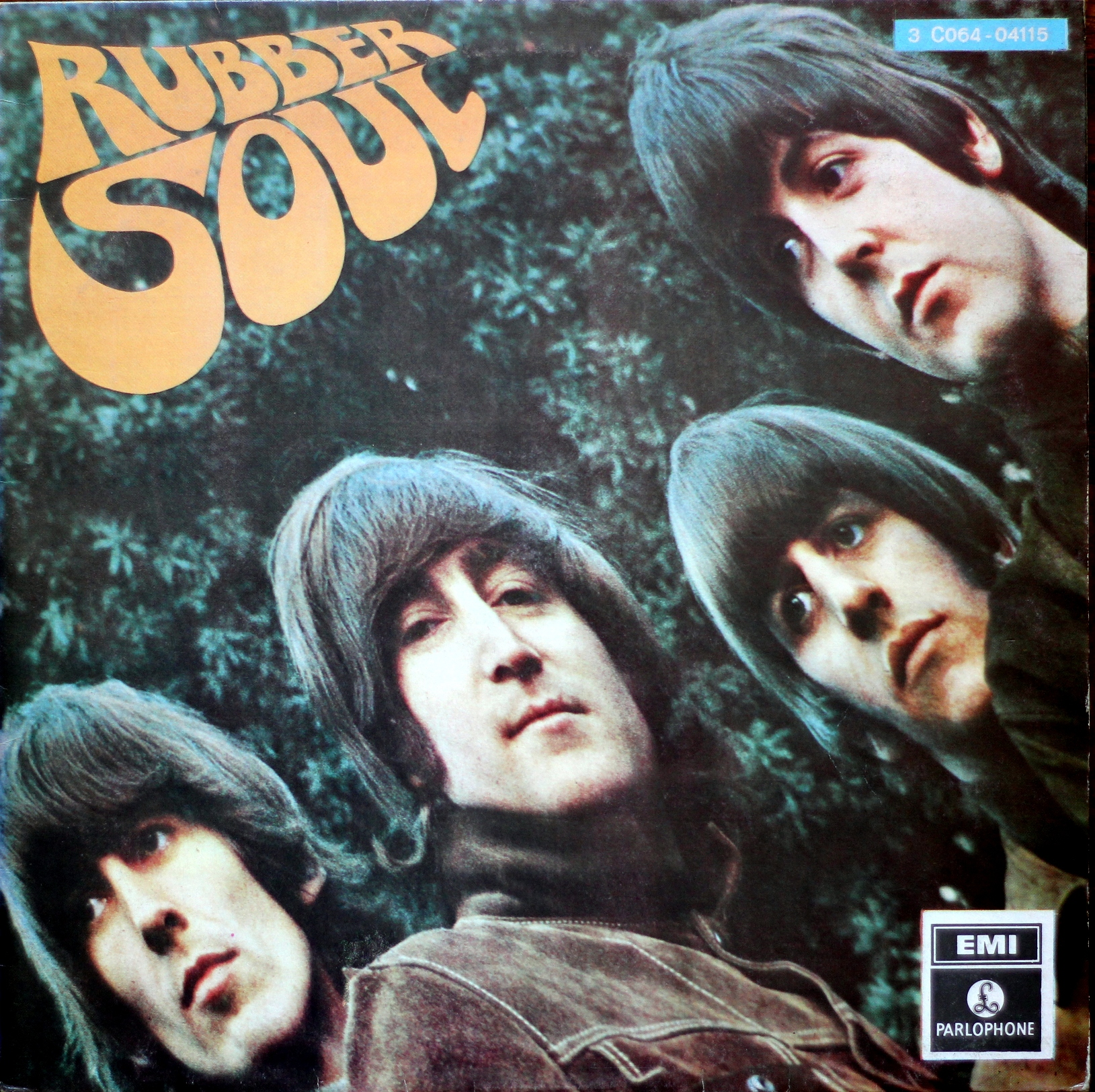 Beatles Rubber Soul 5